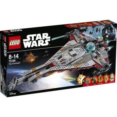 Наконечник cтрелы Lego (75186)