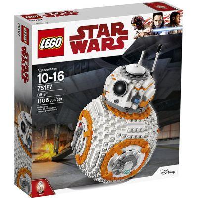 БиБи - 8 Lego (75187)