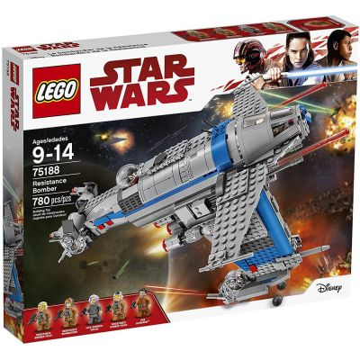 Бомбардировщик Сопротивления Lego (75188)
