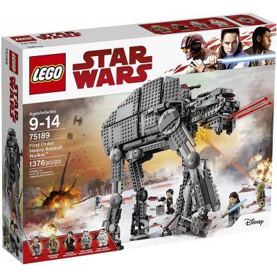 Тяжелый штурмовой шагоход Первого Ордена Lego (75189)
