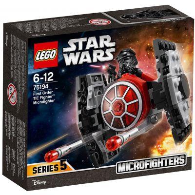 Микроистребитель TиАйИ Первого ордена Lego (75194)