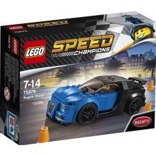 Bugatti Chiron Lego (75878)