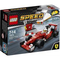 Scuderia Ferrari SF16-H Lego (75879)
