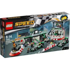 Mercedes AMG Petronas Formula One Team Lego (75883)