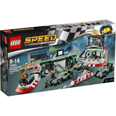 Mercedes AMG Petronas Formula One Team Lego (75883)
