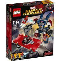 Железный Человек: Стальной удар в Детройте Lego (76077)