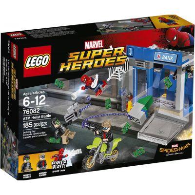 Ограбление банкомата Lego (76082)