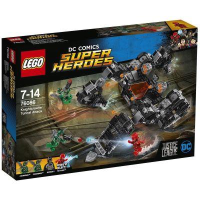 Сражение в туннеле Lego (76086)