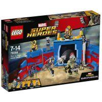 Тор против Халка: Бой на арене Lego (76088)