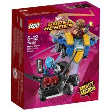 Mighty Micros: Звездный лорд против Небулы Lego (76090)