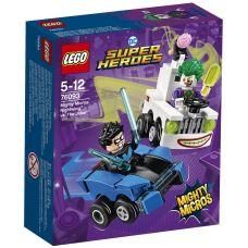 Mighty Micros: Найтвинг против Джокера Lego (76093)