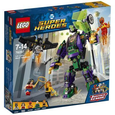 Сражение с роботом Лекса Лютора Lego (76097)