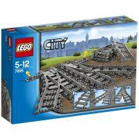 Железнодорожные стрелки Lego (7895)
