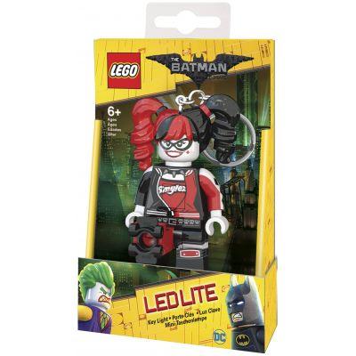 Брелок-фонарик Лего Фильм Харли Квинн Lego (LGL-KE107)