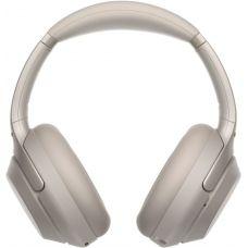 Наушники с микрофоном Sony Noise Cancelling Headphones Silver (WH-1000XM3S)