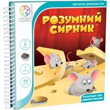 Дорожная магнитная игра Smart Games Умный сырник (SGT 250 UKR)
