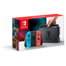 Nintendo Switch Neon Blue-Red