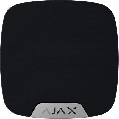 Беспроводная комнатная сирена Ajax HomeSiren Black (000001141)