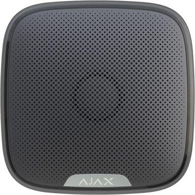 Беспроводная наружная сирена Ajax StreetSiren Black (000001158)