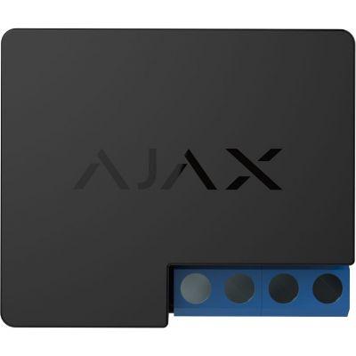 Беспроводное реле Ajax Relay с сухим контактом для управления приборами (000010019)
