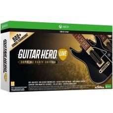 Guitar Hero Live + Guitar Controller (Xbox One)