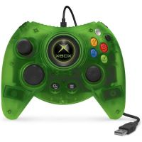 Hyperkin Duke Wired Controller for Xbox One/ Windows 10 PC (Green Limited Edition) - Officially Licensed by Xbox