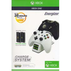 Microsoft Xbox One Charge System Energizer White