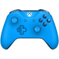 Microsoft Xbox One S Wireless Controller with Bluetooth (Blue)