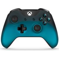 Microsoft Xbox One S Wireless Controller with Bluetooth (Ocean Shadow)