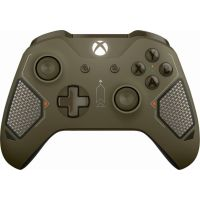 Microsoft Xbox One S Wireless Controller with Bluetooth Special Edition (Combat Tech)