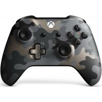 Microsoft Xbox One S Wireless Controller with Bluetooth Special Edition (Night Ops Camo)