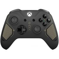 Microsoft Xbox One S Wireless Controller with Bluetooth Special Edition (Recon Tech)