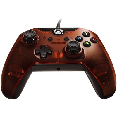 PDP Wired Controller for Xbox One & Windows (Ember Orange)