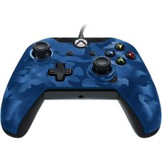 PDP Wired Controller for Xbox One & Windows (Revenant Blue)