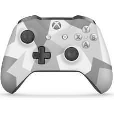 Microsoft Xbox One S Wireless Controller with Bluetooth (Winter Forces)