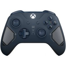Microsoft Xbox One S Wireless Controller with Bluetooth Special Edition (Patrol Tech)