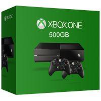 Microsoft Xbox One 500Gb + дополнительный беспроводной контроллер