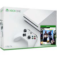 Microsoft Xbox One S 1Tb White + UFC 4 (русская версия)