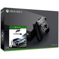 Microsoft Xbox One X 1Tb + Forza Motorsport 7 (русская версия)