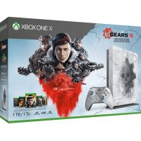 Microsoft Xbox One X 1Tb Gears 5 Limited Edition