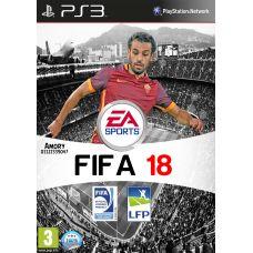 FIFA 18 (русская версия) (PS3)