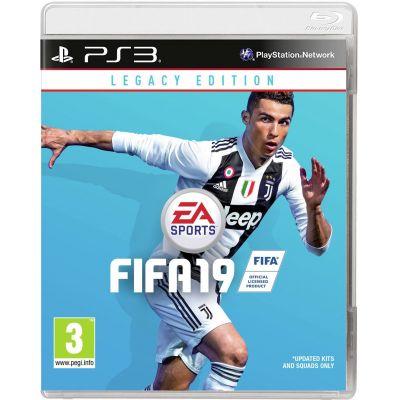 FIFA 19 Legacy Edition (русская версия) (PS3)