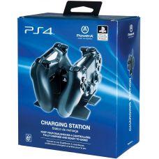 Зарядная станция Power A для DualShock 4