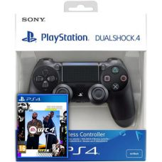 UFC 4 (русская версия) (PS4) + Sony DualShock 4 Version 2 (black)