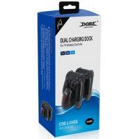 Зарядная станция Dobe Dual Charging Dock TP4-889 для DualShock 4