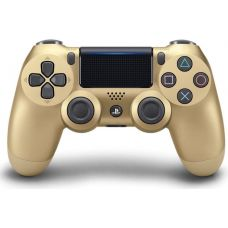 Sony DualShock 4 Version 2 (gold)