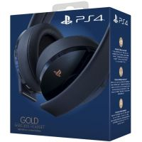 Gold Wireless Stereo Headset Limited Edition (500 Million)