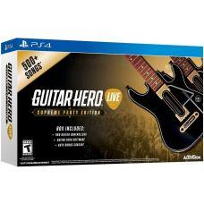Guitar Hero Live + Guitar Controller (PS4)