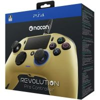 Nacon Revolution Pro Controller для PlayStation 4 (Gold)