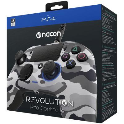 Nacon Revolution Pro Controller для PlayStation 4 (Grey Camo)